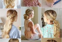 Confirmation hairstyles