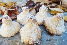 Delicias dulces: sobremesa, desayunos, meriendas...