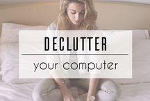 Techno declutter