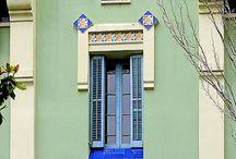 facades / fachadas