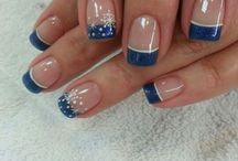 Nail ideas / by Anna Marie Supan-Britton