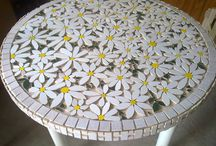 Mosaic and tile ideas