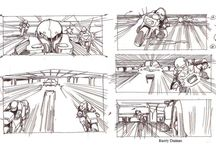 Storyboard & Comic Panels / Storyboard