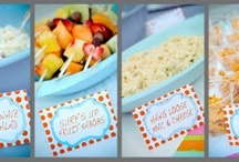 Birthday Party ideas for my little man / Birthday party ideas for little boys / by Heather Grindstaff