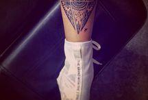 tetování diamant