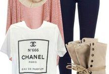 style and fashion / Fashion inspiration