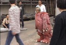 着ぐるみ ロボ 怪獣