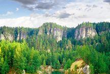 Czech and Moravian Travel Destinations