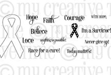 Race for a Cure / Inspiration for this stamp set!