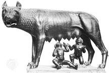 Historia Cesarstwa Rzymskiego / Geneza powstawania , wojen itp. Cesarstwa Rzymskiego
