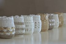 Crochet.knit. for the home / by Anita Meade