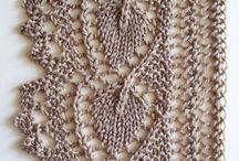 knitt 6 шали
