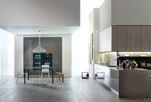 kitchens - keukens / Luxury kitchens of Bulthaup, Dada, Boffi and Strato.  Design and tun-key realisation of (Italian) contemporary high-end interiors and outdoor environments for private and commercial consumers.