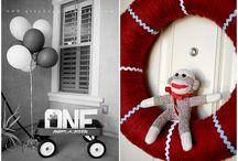Children's Party Ideas / by Jennifer Lockerby