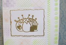 Craft Mad Sketches & Swaps / cards made using CraftMad sketches as inspiration  and made for CraftMad Swaps