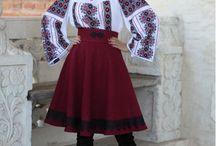 Ie Romaneasca- Romanian Blouse
