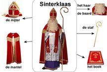 Sinterklaas stempelhoek