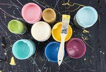 Prima's Chalkboard Paint / Projects using Prima's chalkboard paint / by Prima Marketing
