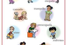 Spanish 1 / by Sally Ruth