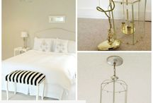 *Re-Vamped Chandeliers & Light Fixtures* / Using fixtures you already have or can get for a thrifty deal & re-vamping them!! Chandeliers are my absolute fave!!!