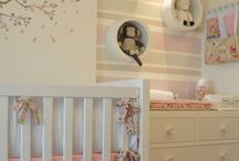 Nursery Baby Room Girl