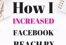 Facebook / Everything you need to know about using Facebook for your blog and business.