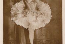 Vintage Ballet Moments