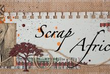 Scrap Africa challenge blog