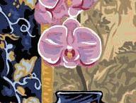 Patrones GRATIS Punto Cruz PDF flores o florales / Gráficos gratis de punto de cruz para descargar en pdf, imprimir y bordar dibujos de flores y florales