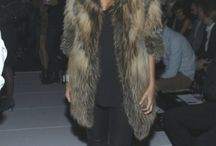 HOW TO WEAR FUR