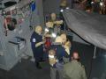 MERT - Ship Fire Training (Simulation) / Ship Fire Fighting Training, hose/branch drills,