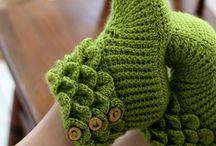 Crochet ideas / by Debra Joy
