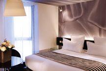 Rooms / 3 types of room : City / premium & open space