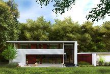 Визуализация архитектуры и интерьера
