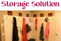 Mudroom Storage  / by SecurCare Self Storage