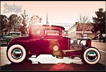 Hot Rods and such like