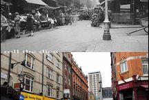 Roll the dice / Fotografo inglese che ricostruisce la storia della sua amata Londra.