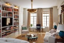 Bookcases / by Musette Stern