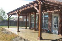 patio covers and Pergola