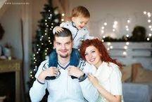 Семейная новогодняя