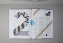 ART DESIGN: double page spreads