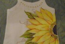 blusas pintadas