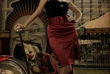 Vintage Carnival / Ideas for New Years Party at Beluga