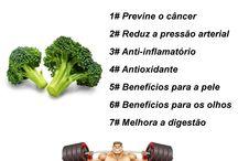 Alimentação / Receitas e benefícios de alimentos/alimentação fitness
