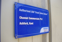 Portfolio of our Work / An overview of the products and services provided by Channel Commercials in Kent