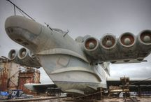 The Soviet Union's Unbelievably Massive Superplane