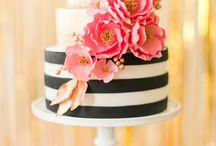Cake bw