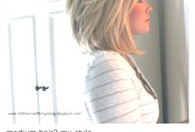 Hair Styles / by Christy Parten