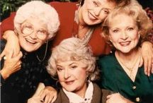 TV Shows I Love / I haven't watched as many current television shows as I would like.  I actually prefer to watch re-runs so that I don't feel any pressure to record an episode.  :P  The Golden Girls will be #1 for me always. / by Celeste R. Bergeron