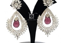 Earrings Collection / Buy latest earrings online at our online shop, find fashionable earrings for women's here, online shopping available for earrings in India here. shop now- www.ealpha.com/37-earrings